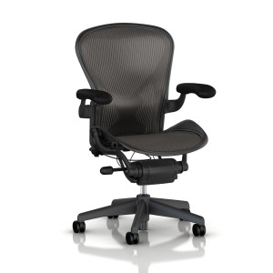 Aeron Chair C 350 Pound Weight Capacity Office chair
