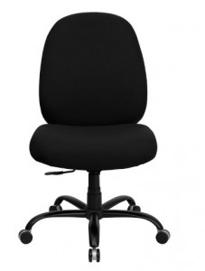 Extra Wide Office Chair Flash Furniture