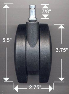 View Stem Diameter Restrictions