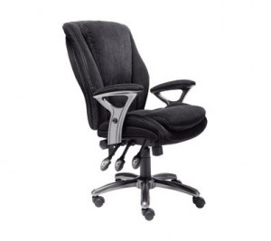 Serta Fabric Multifunction Managers Chair Serta Fabric Managers Chair