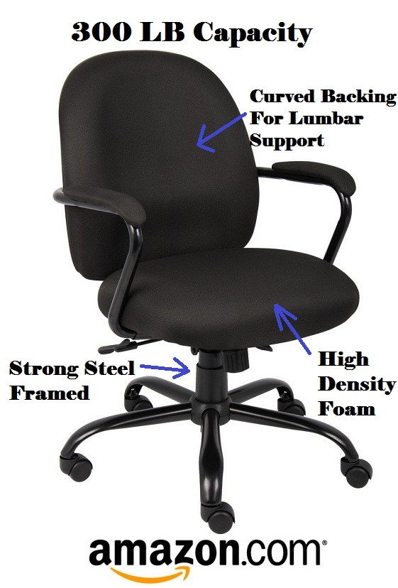 Sensational Office Chairs Office Chairs For Heavy People Pdpeps Interior Chair Design Pdpepsorg