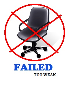 500 lb capacity office chair - office chairs for heavy people