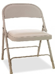Alera Folding Chairs Big People