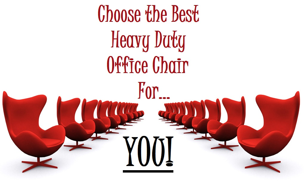 The Best Heavy Duty Desk Chairs For Overweight Large People 2014