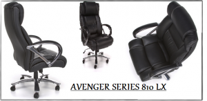 what are the best big and tall office chair with 500 lbs capacity