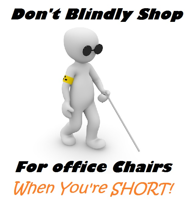 What Is The Best Office Chairs For Short People With Reviews