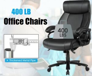 400 LB Office Chairs